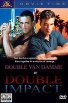 Double Impact - Movie Cover (xs thumbnail)