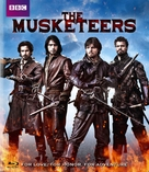 """""""The Musketeers"""" - Blu-Ray movie cover (xs thumbnail)"""