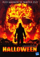 Halloween - Czech Movie Cover (xs thumbnail)