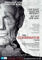 The Conspirator - Australian Movie Poster (xs thumbnail)