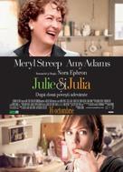Julie & Julia - Romanian Movie Poster (xs thumbnail)