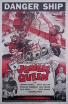 Jungle Queen - Movie Poster (xs thumbnail)