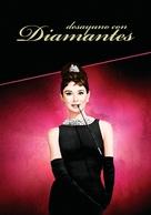 Breakfast at Tiffany's - Spanish DVD cover (xs thumbnail)