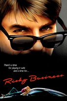 Risky Business - DVD cover (xs thumbnail)
