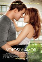 The Vow - Mexican Movie Poster (xs thumbnail)