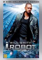 I, Robot - Danish Movie Cover (xs thumbnail)