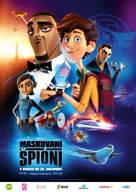 Spies in Disguise - Slovak Movie Poster (xs thumbnail)