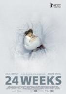 24 Wochen - German Movie Poster (xs thumbnail)