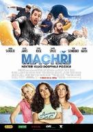 Grown Ups - Czech Movie Poster (xs thumbnail)