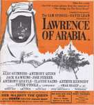 Lawrence of Arabia - British Movie Poster (xs thumbnail)
