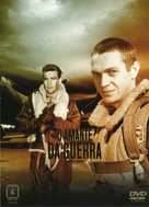 The War Lover - Brazilian DVD movie cover (xs thumbnail)