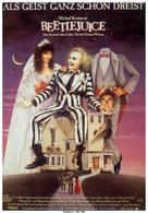 Beetle Juice - German Movie Poster (xs thumbnail)