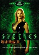 Species - DVD cover (xs thumbnail)
