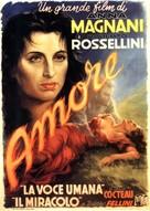 Amore, L' - Italian Movie Poster (xs thumbnail)