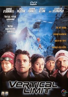 Vertical Limit - Swedish DVD cover (xs thumbnail)