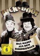 The Bohemian Girl - German DVD cover (xs thumbnail)