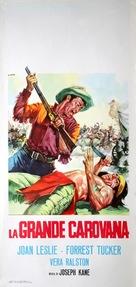 Jubilee Trail - Italian Movie Poster (xs thumbnail)