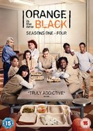 """Orange Is the New Black"" - British DVD movie cover (xs thumbnail)"