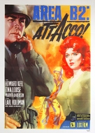 Armored Command - Italian Movie Poster (xs thumbnail)