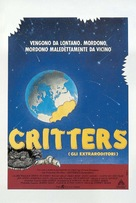 Critters - Italian Movie Poster (xs thumbnail)