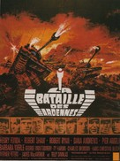 Battle of the Bulge - French Movie Poster (xs thumbnail)