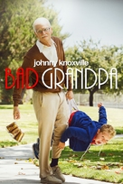 Jackass Presents: Bad Grandpa - DVD cover (xs thumbnail)