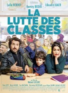 La lutte des classes - French Movie Poster (xs thumbnail)