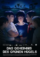 Uzbuna na Zelenom Vrhu - German Movie Poster (xs thumbnail)