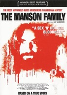 The Manson Family - German Movie Cover (xs thumbnail)
