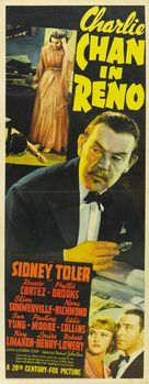 Charlie Chan in Reno - Movie Poster (xs thumbnail)