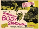 Invasion of the Body Snatchers - British Movie Poster (xs thumbnail)