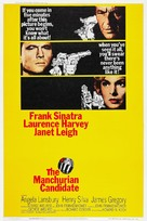The Manchurian Candidate - Movie Poster (xs thumbnail)