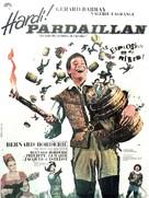 Hardi! Pardaillan - French Movie Poster (xs thumbnail)