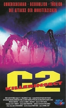Infested - German VHS cover (xs thumbnail)