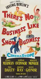 There's No Business Like Show Business - Movie Poster (xs thumbnail)