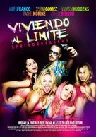 Spring Breakers - Peruvian Movie Poster (xs thumbnail)