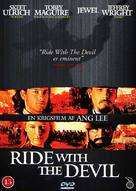 Ride with the Devil - Danish DVD cover (xs thumbnail)