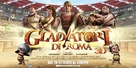 Gladiatori di Roma - Italian Movie Poster (xs thumbnail)