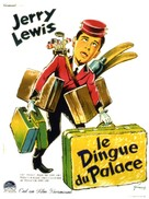 The Bellboy - French Movie Poster (xs thumbnail)
