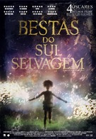 Beasts of the Southern Wild - Portuguese Movie Poster (xs thumbnail)