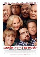 Father Figures - Ecuadorian Movie Poster (xs thumbnail)