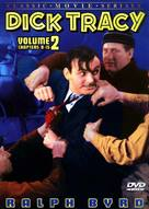 Dick Tracy - DVD cover (xs thumbnail)