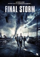 The Final Storm - French Movie Cover (xs thumbnail)