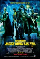 Watchmen - Vietnamese Movie Poster (xs thumbnail)