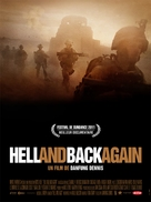 Hell and Back Again - French Movie Poster (xs thumbnail)