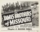 The James Brothers of Missouri - Movie Poster (xs thumbnail)