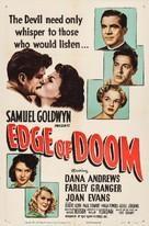 Edge of Doom - Movie Poster (xs thumbnail)