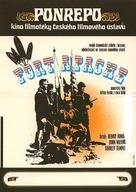Fort Apache - Czech Movie Poster (xs thumbnail)