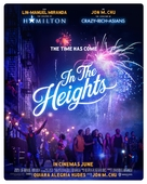 In the Heights - Malaysian Movie Poster (xs thumbnail)