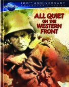 All Quiet on the Western Front - Blu-Ray movie cover (xs thumbnail)